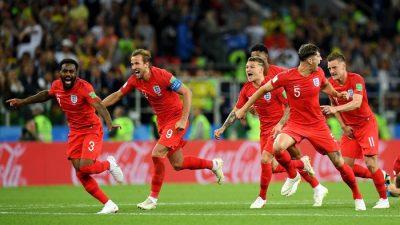 Ποντάρουν Αγγλία, πτώσεις στα προκριματικά