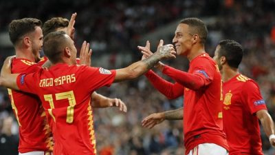 Το σερί της Ισπανίας, ο... Λίβανος και ο Πιερικός! 10-9-18