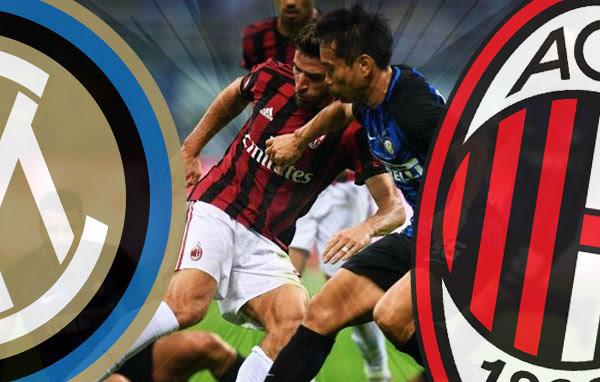 «Νερατζούρι» εναντίον «Ροσονέρι» για τη νίκη στο ντέρμπι του Μιλάνου!