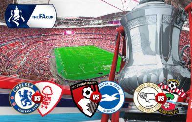 Σάββατο με FA Cup και με ακόμα περισσότερα στοιχήματα!