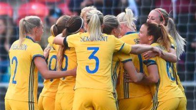 Σουηδέζες με γκολ, σε καλή κατάσταση το Κατάρ